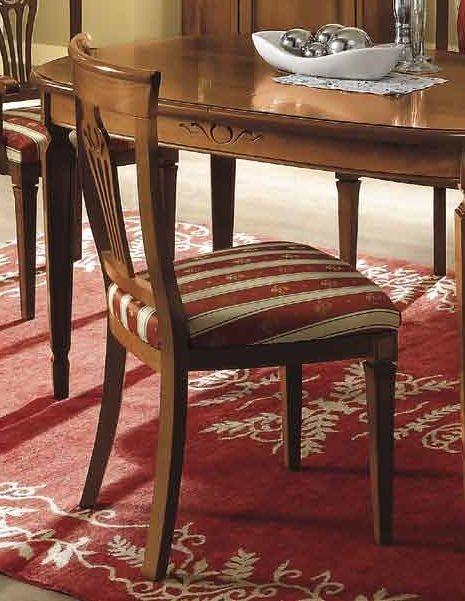 Camel Nostalgia Day Walnut Italian Dining Chair (Pair)