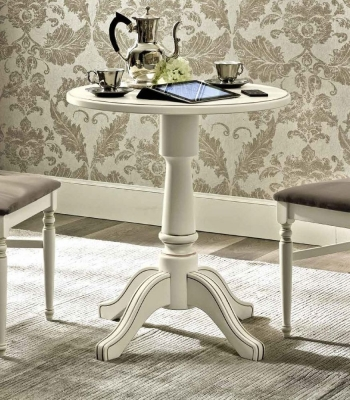 Camel Nostalgia Bianco Antico Italian Coffee Table