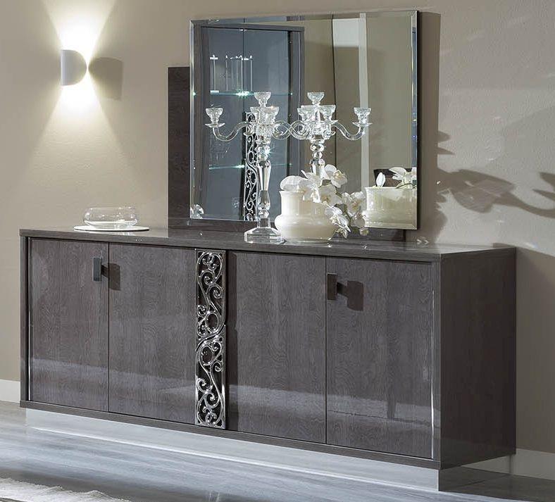 Camel Platinum Glamour Italian Buffet Sideboard
