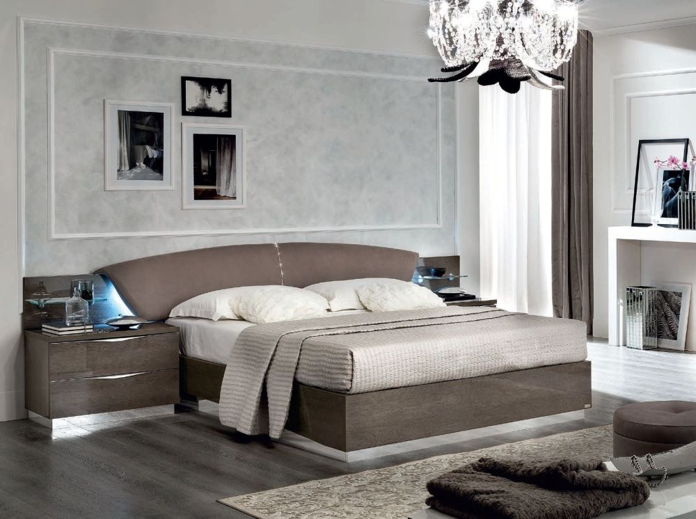 Camel Platinum Night Drop Italian Bed
