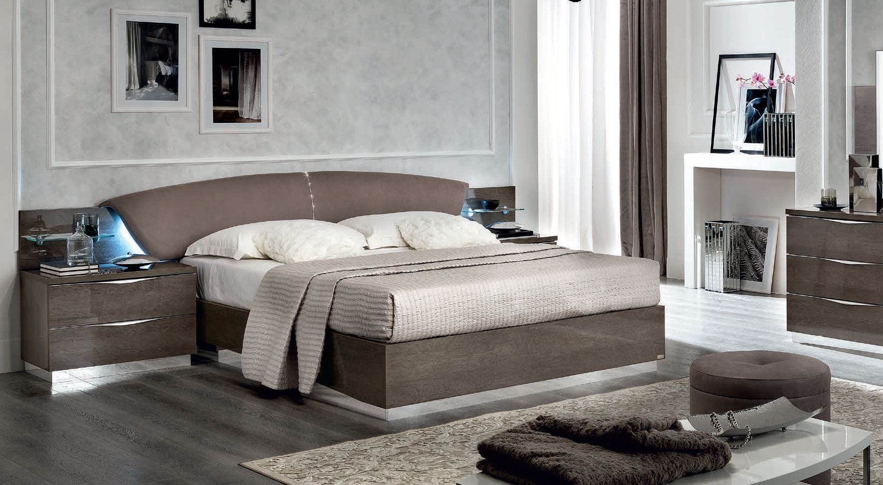 Buy Camel Letto Platinum Night Italian Bed Online - CFS UK