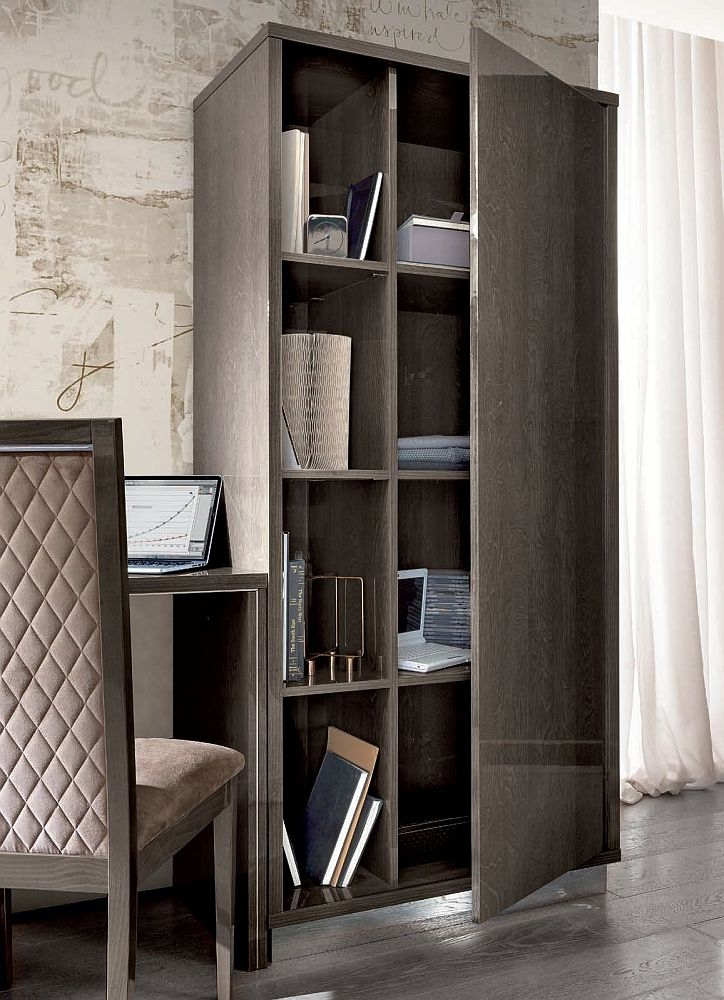 Camel Platinum Night Italian Bookcase