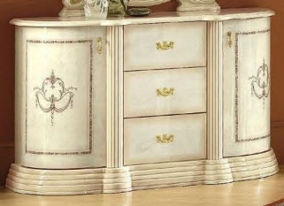 Camel Rossella Italian Buffet - 2 Door with Drawer