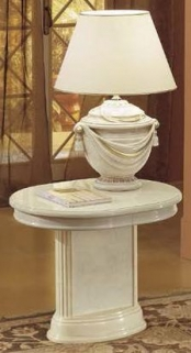 Camel Rossella Italian Lamp Table