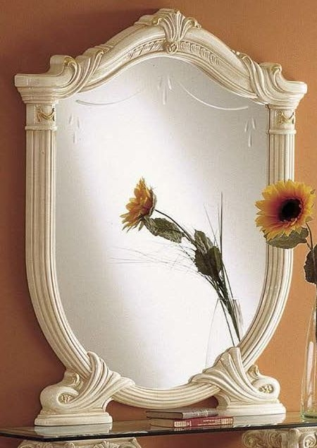 Camel Rossella Italian Mirror