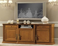 Camel Siena Day Cherry Italian Maxi TV Cabinet
