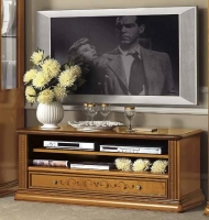 Camel Siena Day Cherry Italian Mini TV Cabinet
