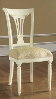 Camel Siena Day Ivory Italian Dining Chair