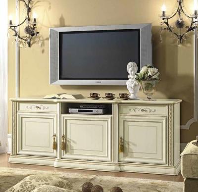 Camel Siena Day Ivory Italian Maxi TV Cabinet