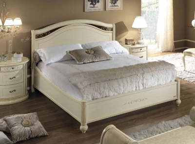 Camel Siena Night Ivory Italian Ring Bed