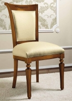 Camel Torriani Day Walnut Italian Dining Chair