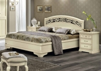Camel Torriani Night Botticelli Ivory Italian Ring Bed