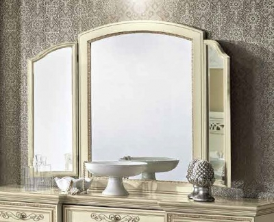 Camel Torriani Night Ivory Italian Vanity Mirror