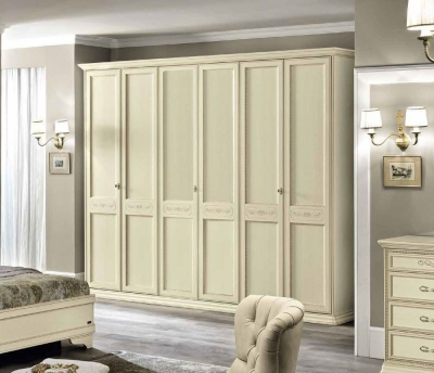 Camel Torriani Night Ivory Italian Wardrobe