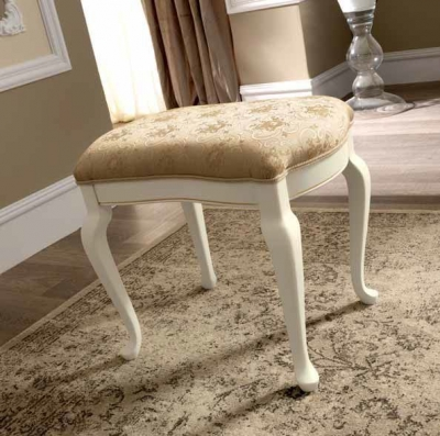 Camel Treviso Night White Ash Italian Eco Pouf