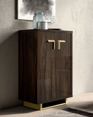 Camel Volare Day Walnut Italian Bar Unit