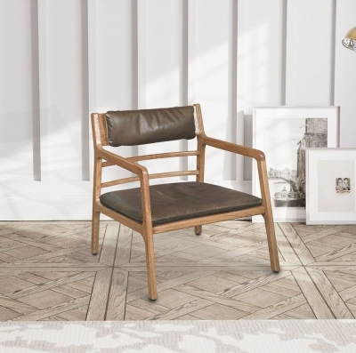 Carlton Additions Corsham Leather Relax Chair