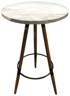 Carlton Additions Round Bar Table