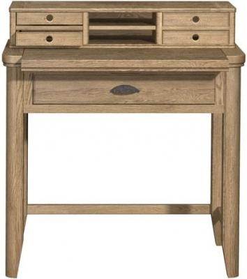 Carlton Copeland Oak Compact Desk