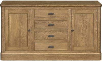 Carlton Copeland Oak Sideboard