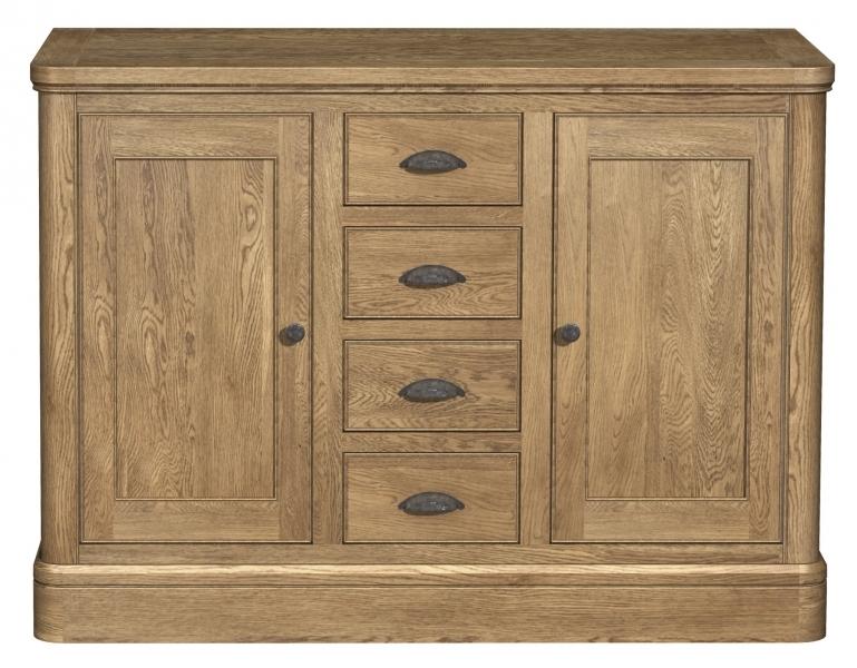 Carlton Copeland Oak Sideboard - Small