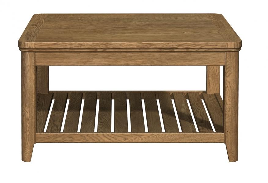 Carlton Copeland Oak Coffee Table