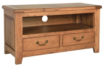 Carlton Rustic Manor TV Unit