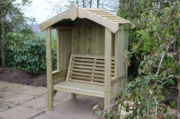 Churnet Valley Cottage 2 Seater Garden Arbour