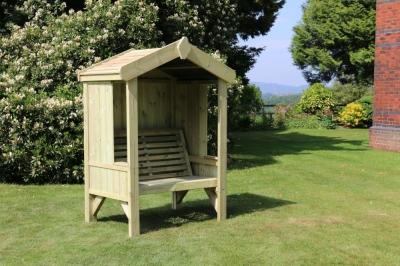 Churnet Valley Cottage 2 Seater Garden Arbour