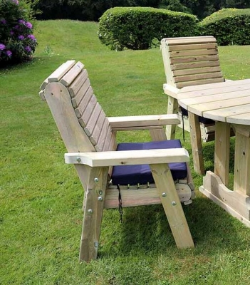 Churnet Valley Ergo Single Chair