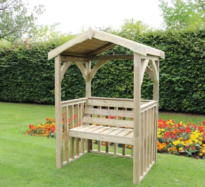 Churnet Valley Anastasia 2 Seater Garden Arbour