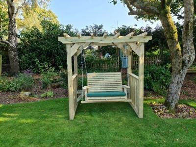 Churnet Valley Ophelia 2 Seater Garden Swing