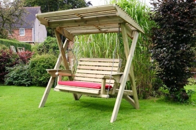 Churnet Valley Jasmin 2 Seater Garden Swing