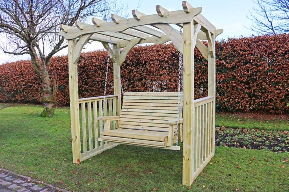 Churnet Valley Ophelia 2 Seater Garden Swing