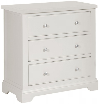 Berkeley Grey Painted 3 Drawer Chest
