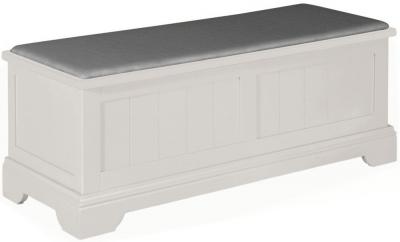 Berkeley Grey Painted Blanket Box