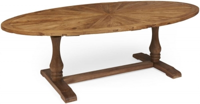 Boston Oval Dining Table