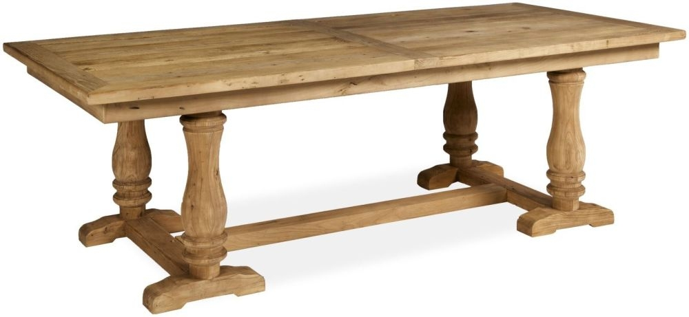 Boston Rectangular Dining Table - 240cm