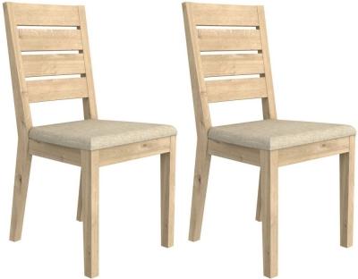 Bretagne Oak Dining Chair (Pair)