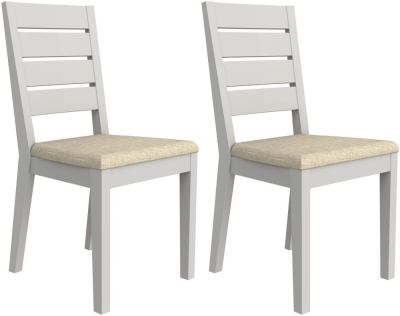 Bretagne Painted Dining Chair (Pair)