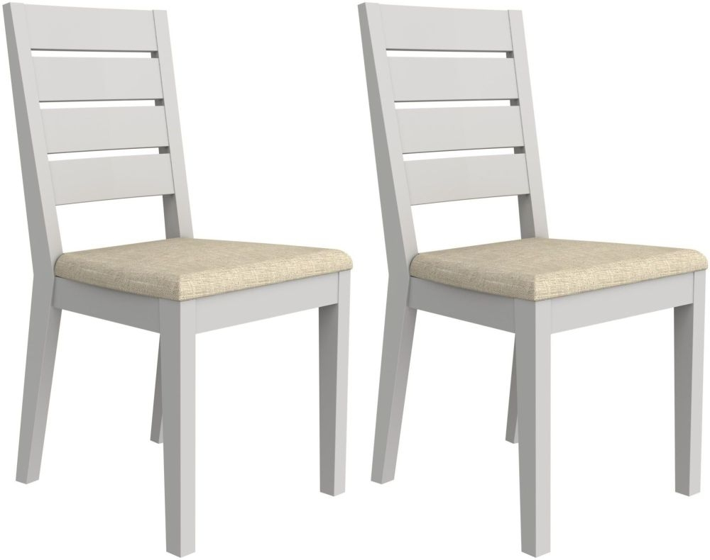 Bretagne Painted Dining Chair (Pair)