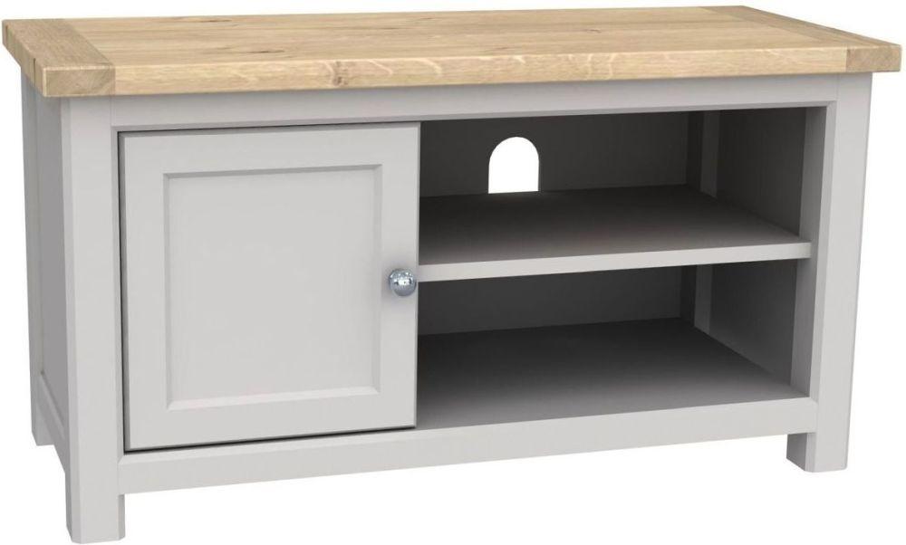 Bretagne Painted TV Cabinet