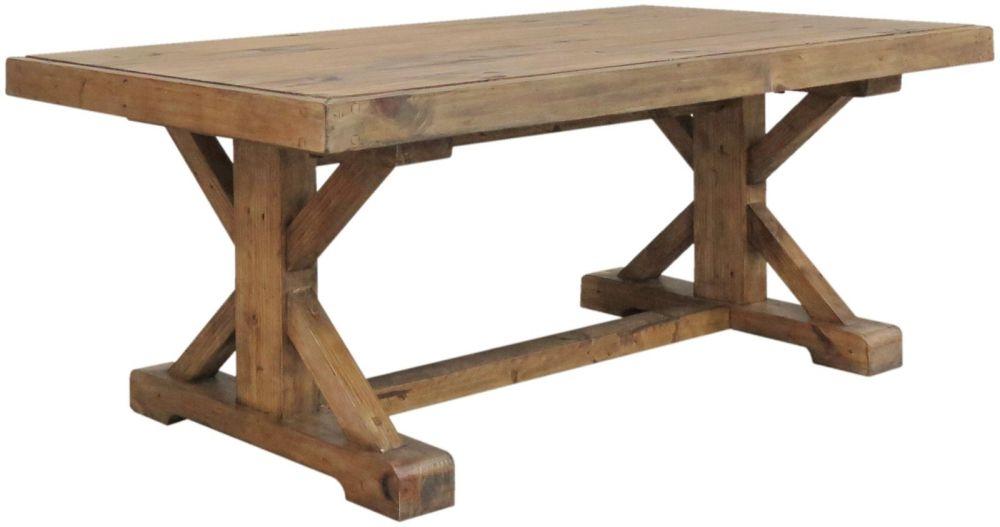 Camrose Reclaimed Pine Monastery Coffee Table