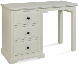 Chantilly White Painted Dressing Table