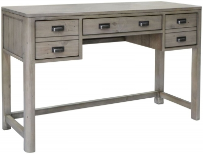 Clearance - Tempest Reclaimed Pine Dressing Table - New - FSS8919