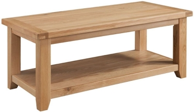 Colorado Oak Coffee Table
