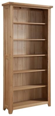 Colorado Oak Large Bookcase