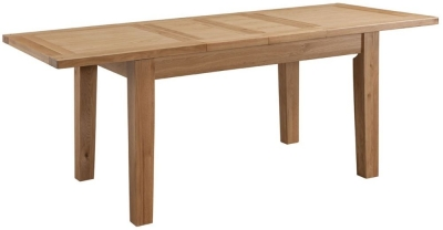 Colorado Oak 138cm-203cm Extending Dining Table