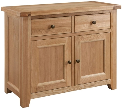 Colorado Oak Small Sideboard