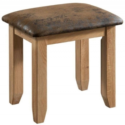 Colorado Oak Stool